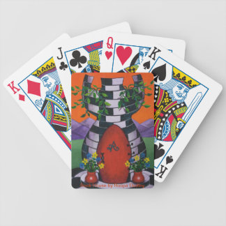 Rook-House Playing Cards