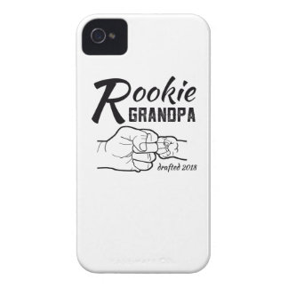 Rookie Grandpa Baby Announcement 2018 Mens Shirt iPhone 4 Cover