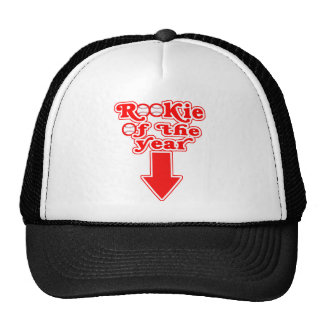 Rookie of the Year Maternity Top Cap