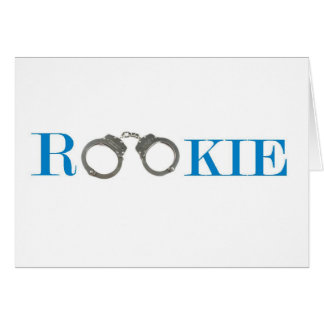 Rookie Police In Training Future Card