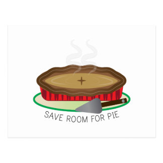 Room For Pie Postcards