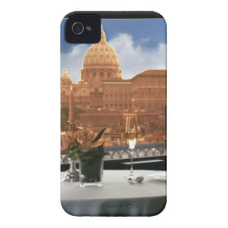 Room with a view decorative photograph urban livin iPhone 4 Case-Mate case