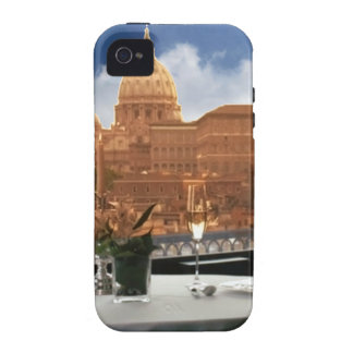 Room with a view decorative photograph urban livin iPhone 4 cases