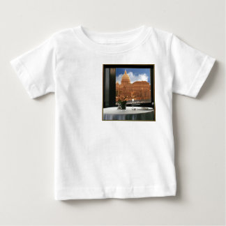 Room with a view decorative photograph urban livin tee shirts