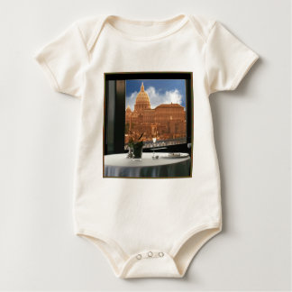 Room with a view decorative photograph urban livin bodysuit