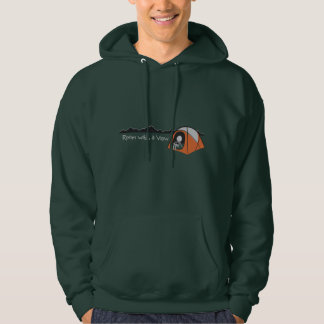 Room with a View Hooded Sweatshirt