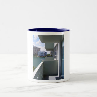 Room With A View Two-Tone Mug