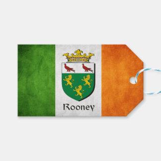 Rooney Irish Flag