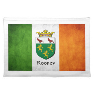 Rooney Irish Flag Placemats