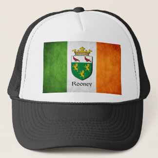 Rooney Irish Flag Trucker Hat