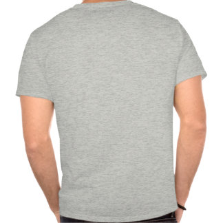 Roosevelt and quote - on back - grey shirt