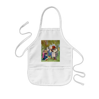 Roosevelt Bears With The Fairy Tale Princesses Apron