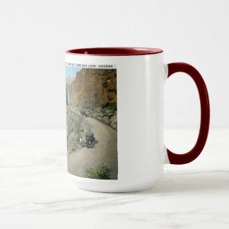 Roosevelt Dam, Arizona Vintage Mug