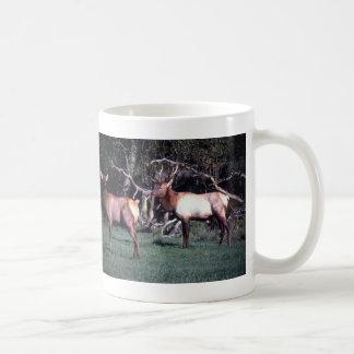 Roosevelt Elk Mugs