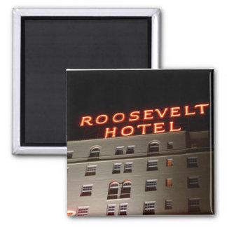 Roosevelt Hotel Magnet
