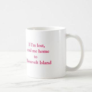 Roosevelt Island Home Mug