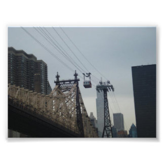 Roosevelt Island Tram Photo Print