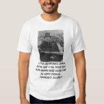 Roosevelts, It is an unfortunate human failing ... Shirts