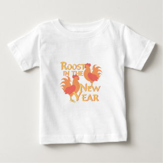 Roost In New Year Baby T-Shirt