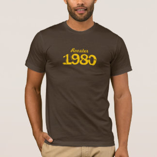 Rooster , 1980 T-Shirt