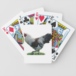 rooster 1 bicycle playing cards