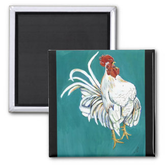 Rooster Call Magnet