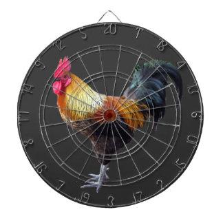 Rooster  Dartboard