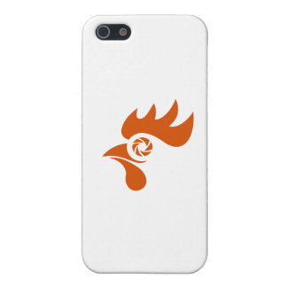 Rooster Eye Shutter Retro iPhone 5 Covers