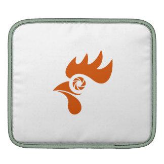 Rooster Eye Shutter Retro Sleeve For iPads