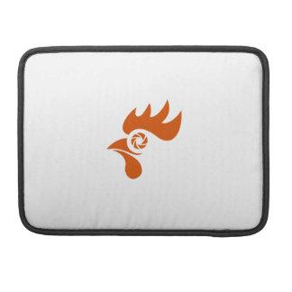 Rooster Eye Shutter Retro Sleeve For MacBook Pro