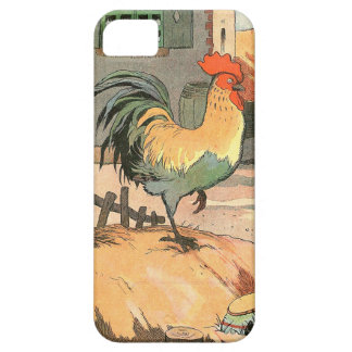 Rooster Farm Yard iPhone 5 Case