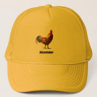 Rooster Fun Trucker Hat