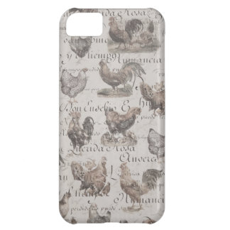Rooster iPhone Cover iPhone 5C Case