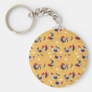 rooster key chains