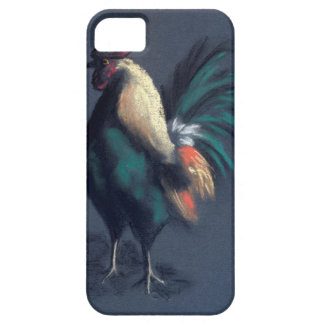 Rooster Pastel iPhone 5 Cases