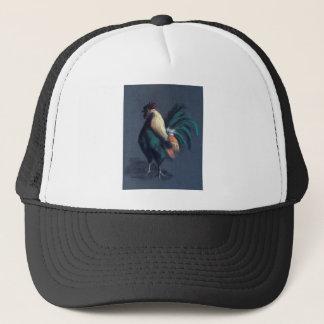 Rooster Pastel Trucker Hat