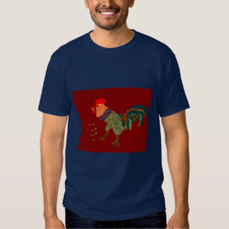 Rooster Tshirt