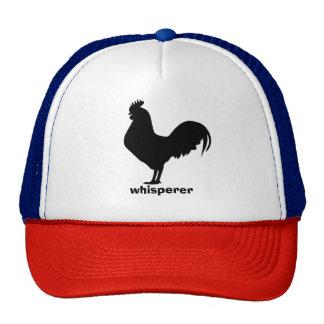 Rooster Whisperer Cap