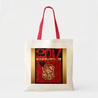 Rooster Year Custom 2017 Tote bag 2