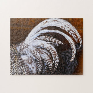 """Rooster's Tail 11"""" x 14"""" Puzzle"""