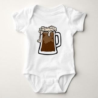 Root Beer Float Baby Bodysuit
