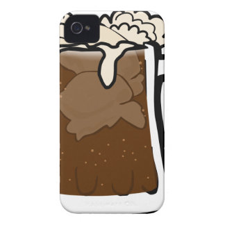 Root Beer Float iPhone 4 Cover