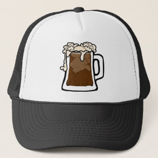 Root Beer Float Trucker Hat
