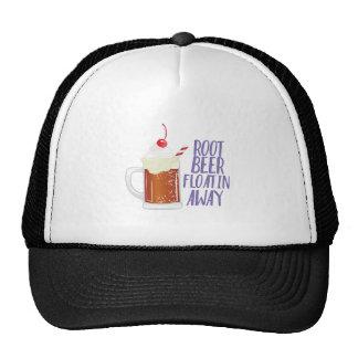 Root Beer Floatin Cap