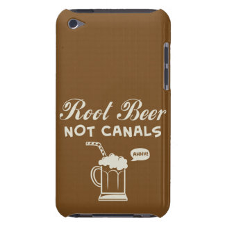 Root Beer Not Canals iPod Touch Cases