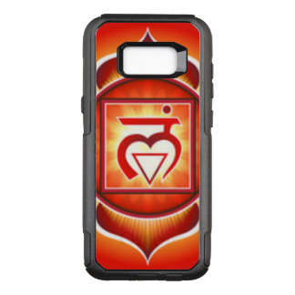 Root Chakra OtterBox Commuter Samsung Galaxy S8+ Case