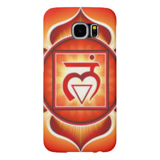 Root Chakra Samsung Galaxy S6 Cases