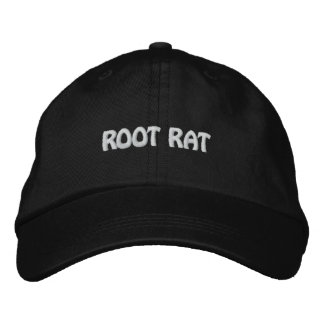 ROOT RAT BASEBALL CAP