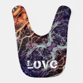 Rooted And Firmly Grounded In Love Lm Bib