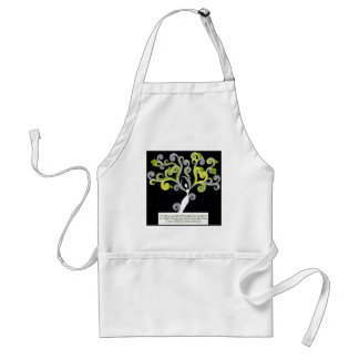 Rooted in His Embrace Standard Apron